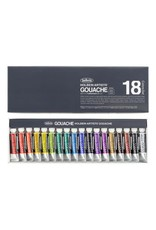 Holbein Designers Gouache 18-Color 5Ml Artist Set