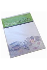 GRAFIX Pk/6 Clear Laser/Copier Film 8.5X11
