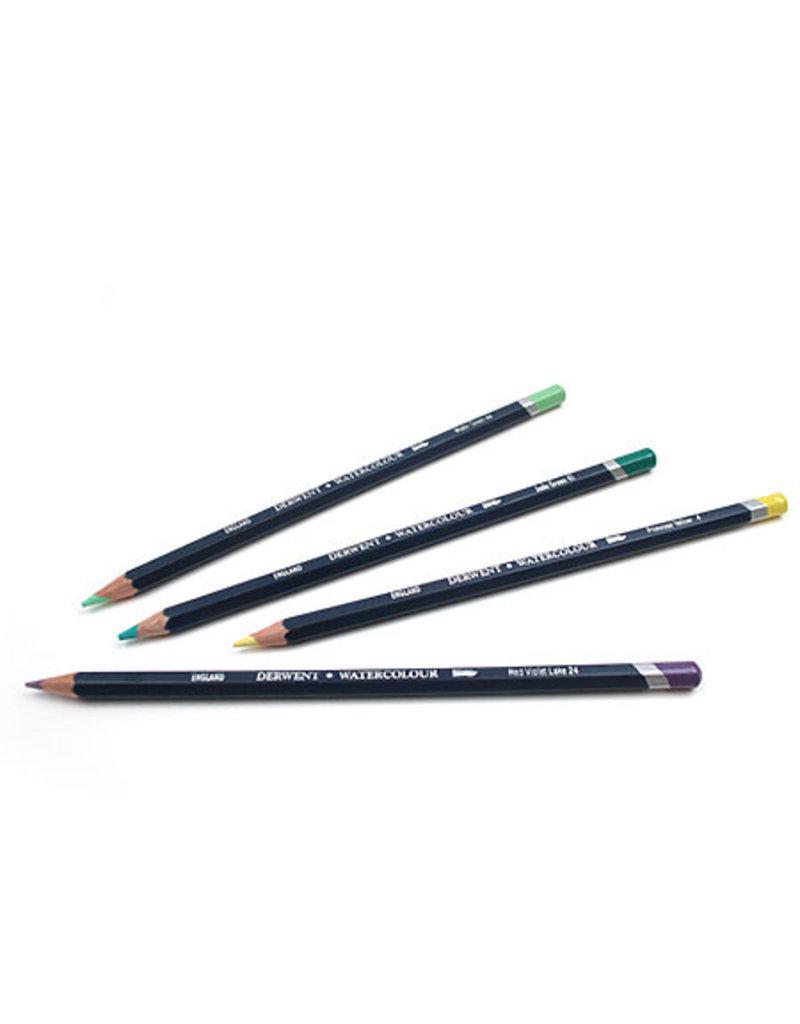 Derwent Wc Pencil Raw Sienna
