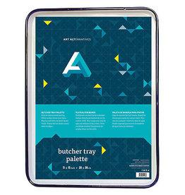 Art Alternatives Butcher Tray Enamel  7 X10.5