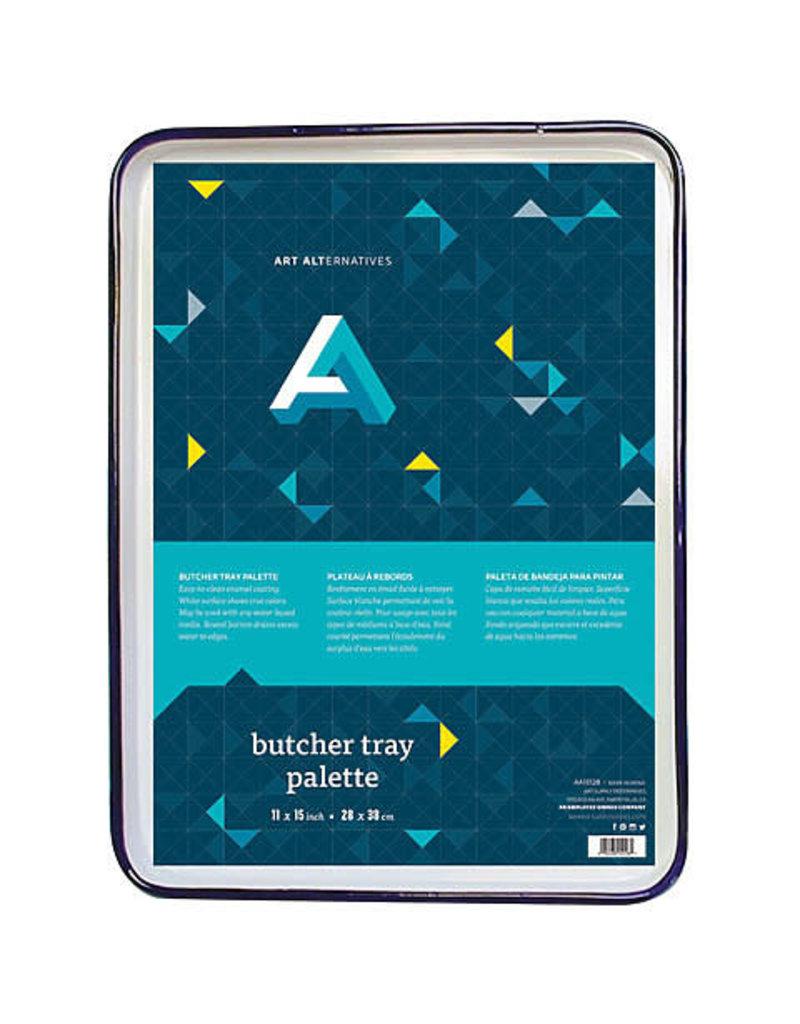 Art Alternatives Butcher Tray Enamel 11X15