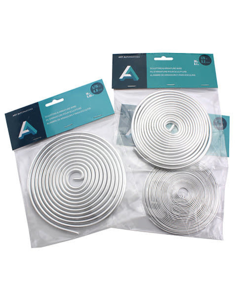 Art Alternatives Armature Wire 1/16In X 32Ft