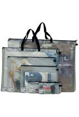 Art Alternatives Bag Mesh White 12X16