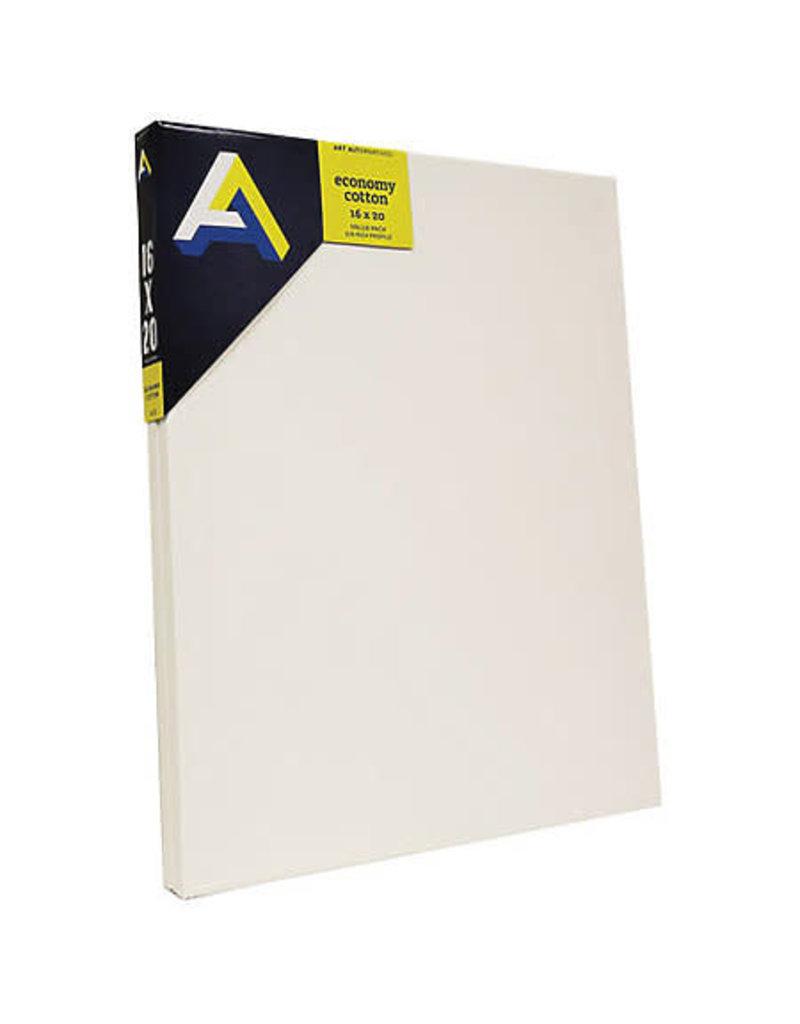 Art Alternatives Canvas Econ Val 2-Pak 16X20