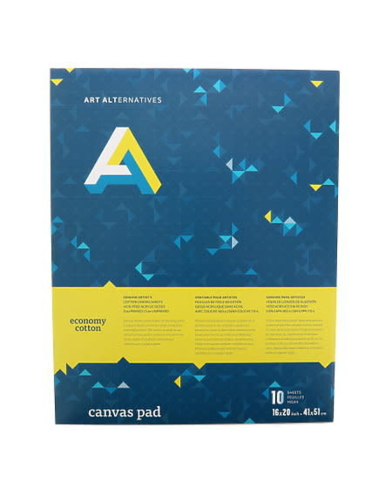 Art Alternatives Canvas Pad 16X20