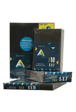 Art Alternatives Canvas Panel Super Value Packs Black, 5 X 7 10/Pkg.