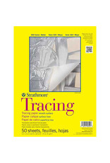 Strathmore Tracing Paper Pads 300 Series, 14'' X 17'' - 50/Sht. 25 Lb.
