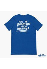 Bmore Brand BMORE: The Greatest City in America Tee