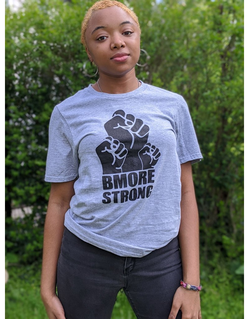 Youth in Business YiB B-More Strong Tee