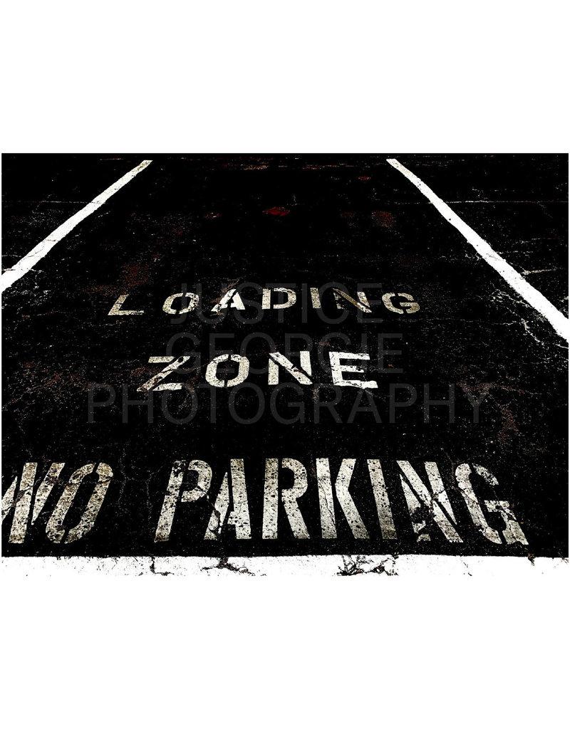 "Justice Georgie Photography ""No Parking"" Print"