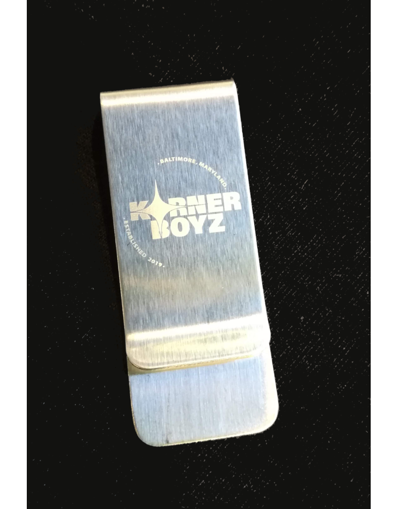 Korner Boyz KBZ Money Clip