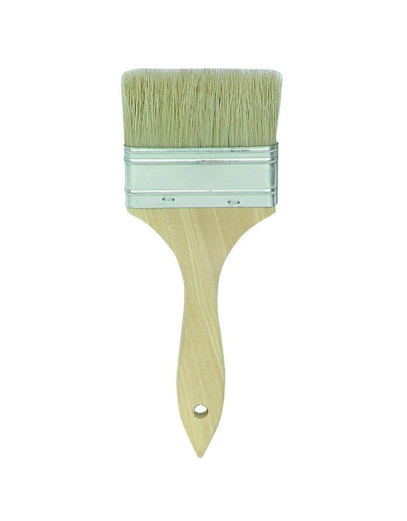 Royal Brush Wood Handle Chip Brushes, 3''