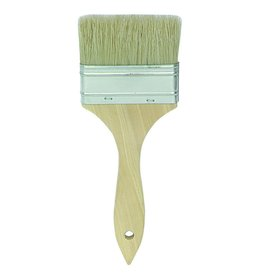 Royal Brush Wood Handle Chip Brushes, 4''