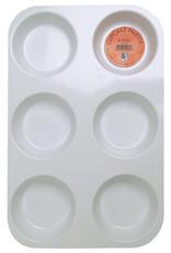 Art Alternatives Cupcake Palettes, 6-Well