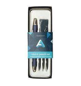 Art Alternatives Art Tin Clutch Pencil Set