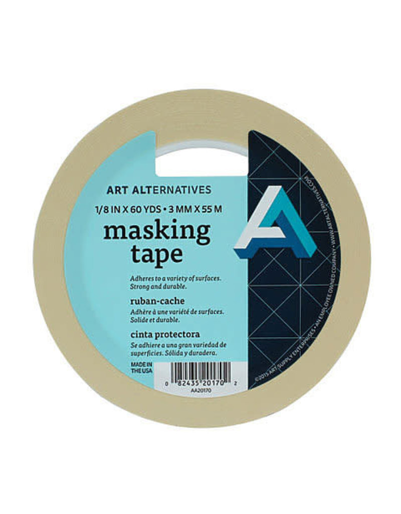 Art Alternatives Tape Masking 3''X6Yrd