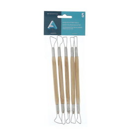 Art Alternatives Double-Ended Wire Sculpting Tool Set