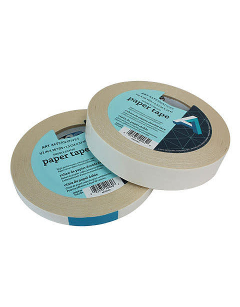 Art Alternatives Double-Stick Paper Tape, 1'' Roll