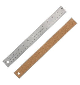 Art Alternatives Flexible Stainless Steel Rulers, 18''