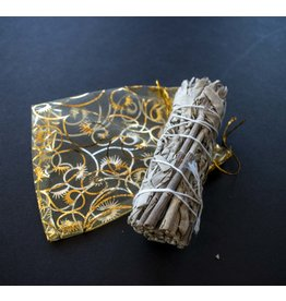 OM By Se'Henna White Sage Smudge Stick
