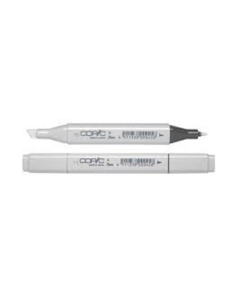 Copic Copic Marker 0 - COLORLESS BLENDER