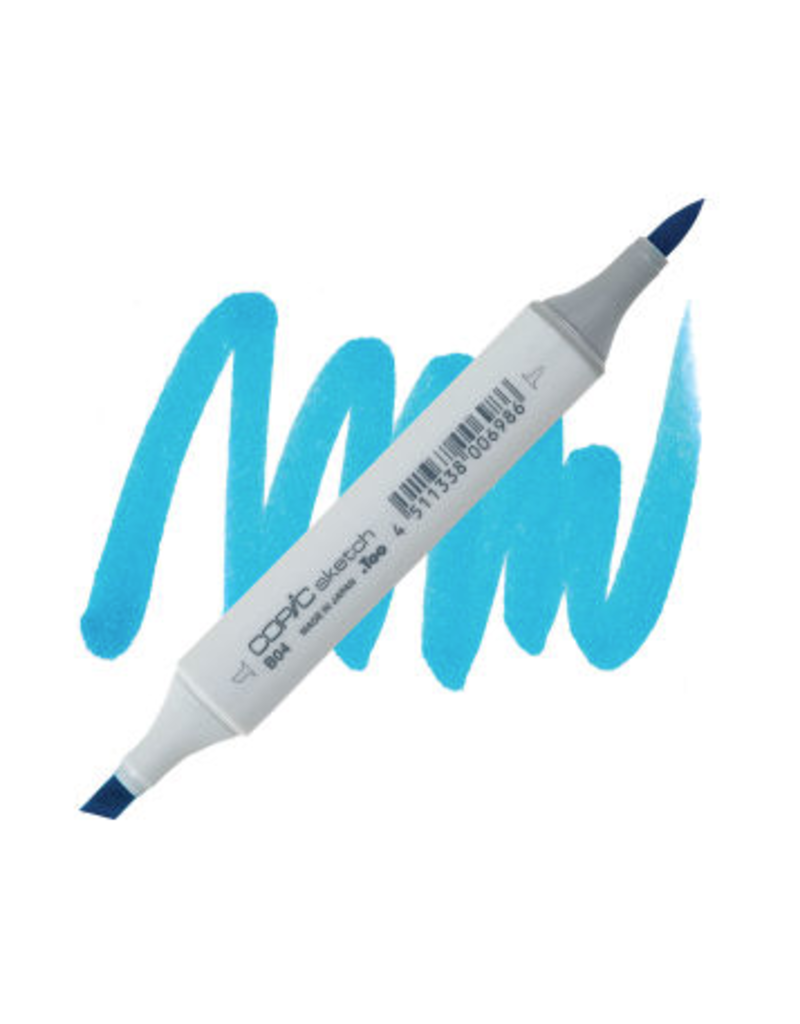 Copic Copic Marker B04 - TAHITIAN BLUE