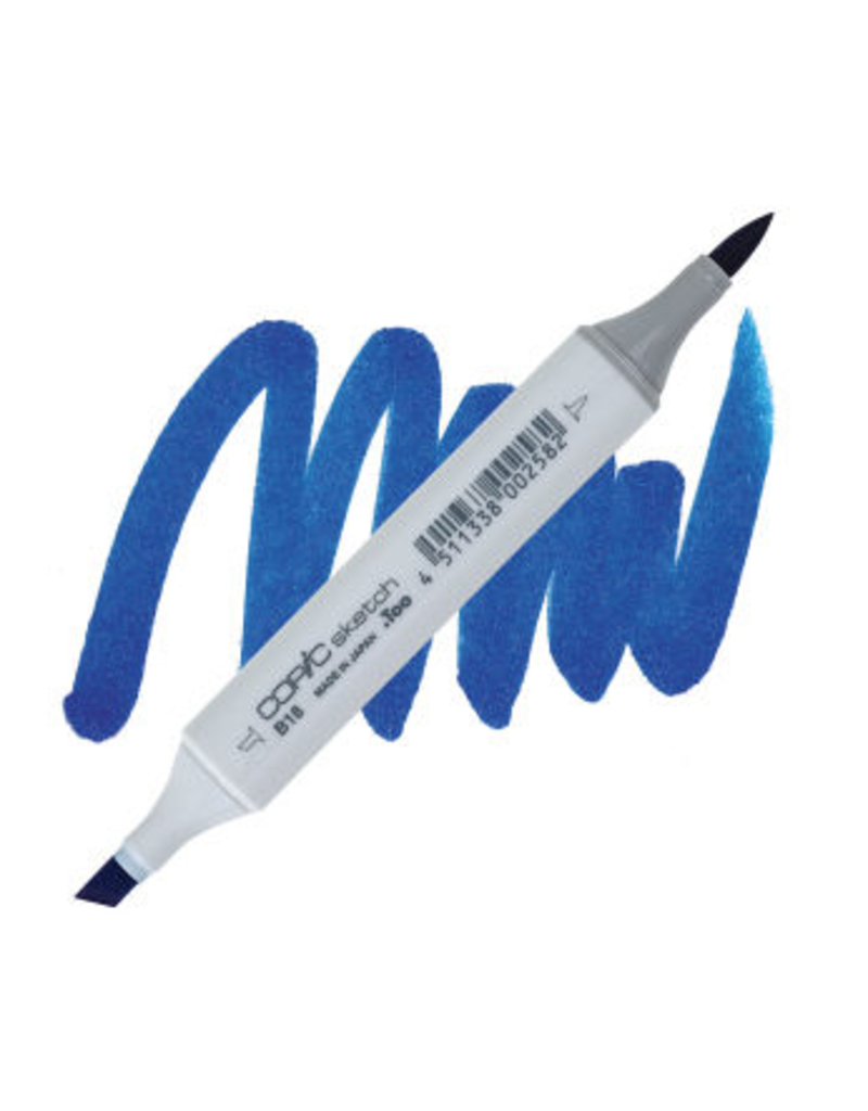 Copic Copic Marker B18 - LAPIS LAZULI