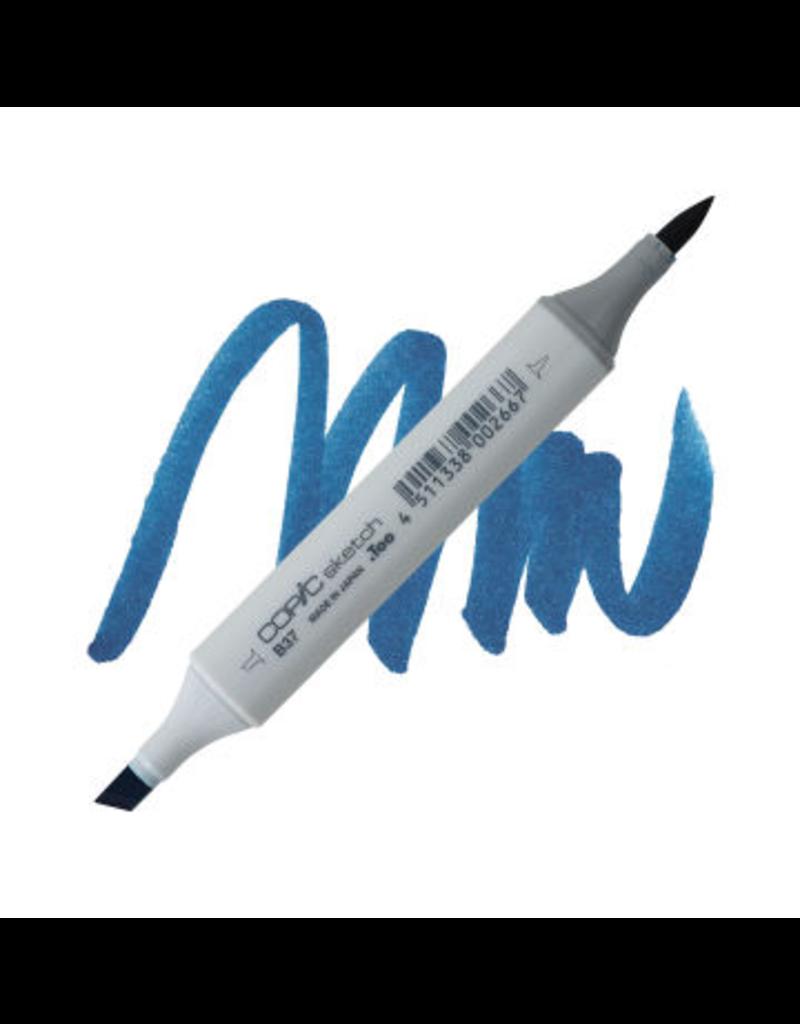 Copic Copic Marker B37 - ANTWERP BLUE