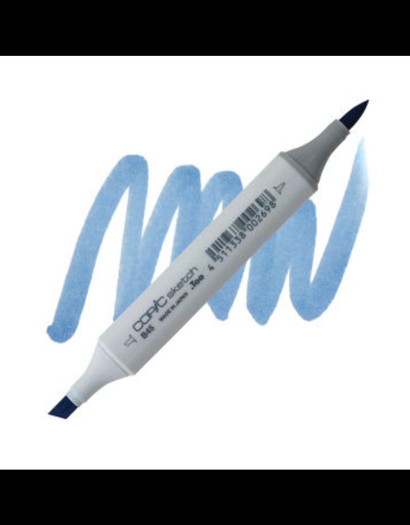 Copic Copic Marker B45 - SMOKY BLUE