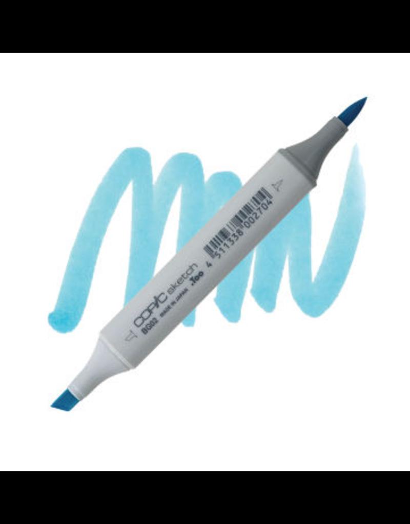 Copic Copic Marker BG02 - NEW BLUE