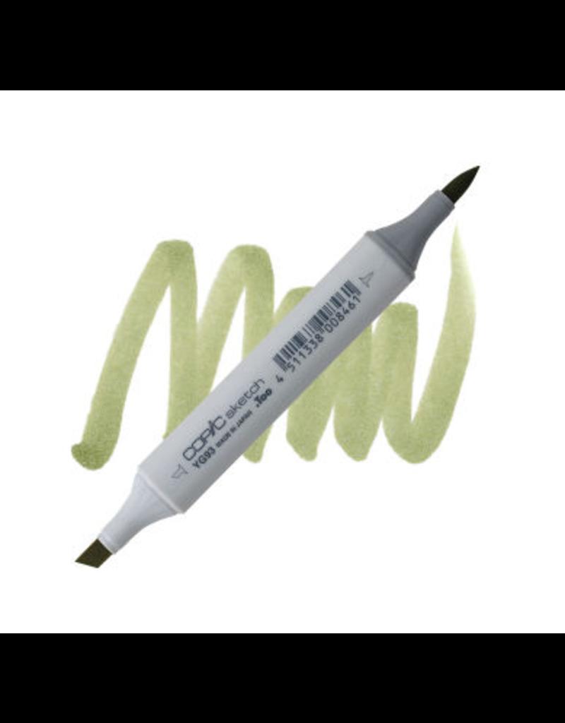 Copic Copic Sketch YG93 - Grayish Yellow