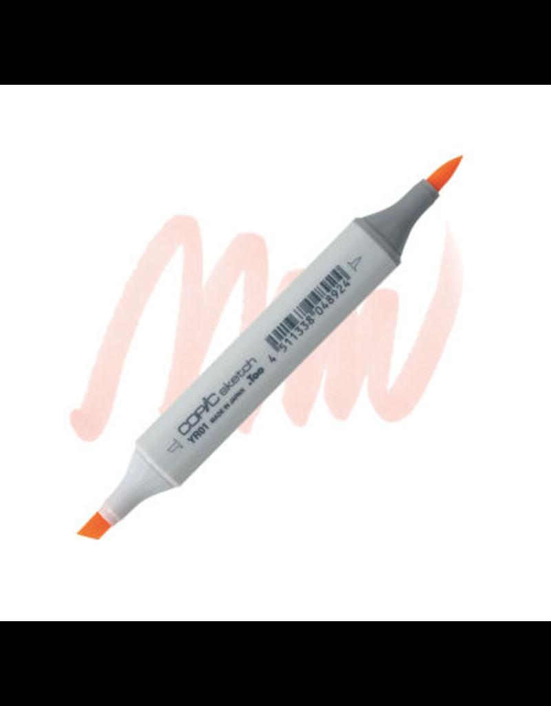 Copic Copic Sketch YR01 - Peach Puff