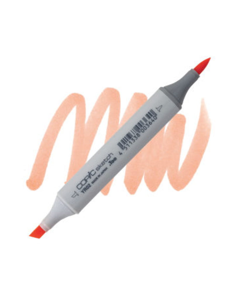 Copic Copic Sketch YR02 - Light Orange