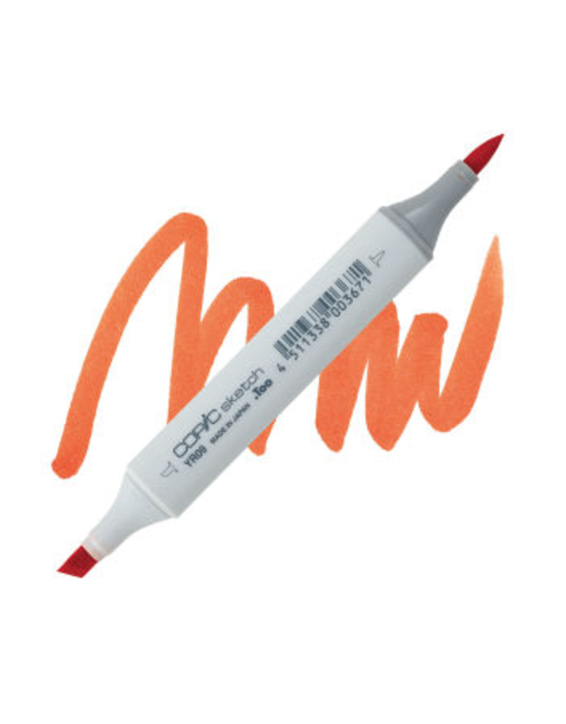 Copic Copic Sketch YR09 - Chinese Orange