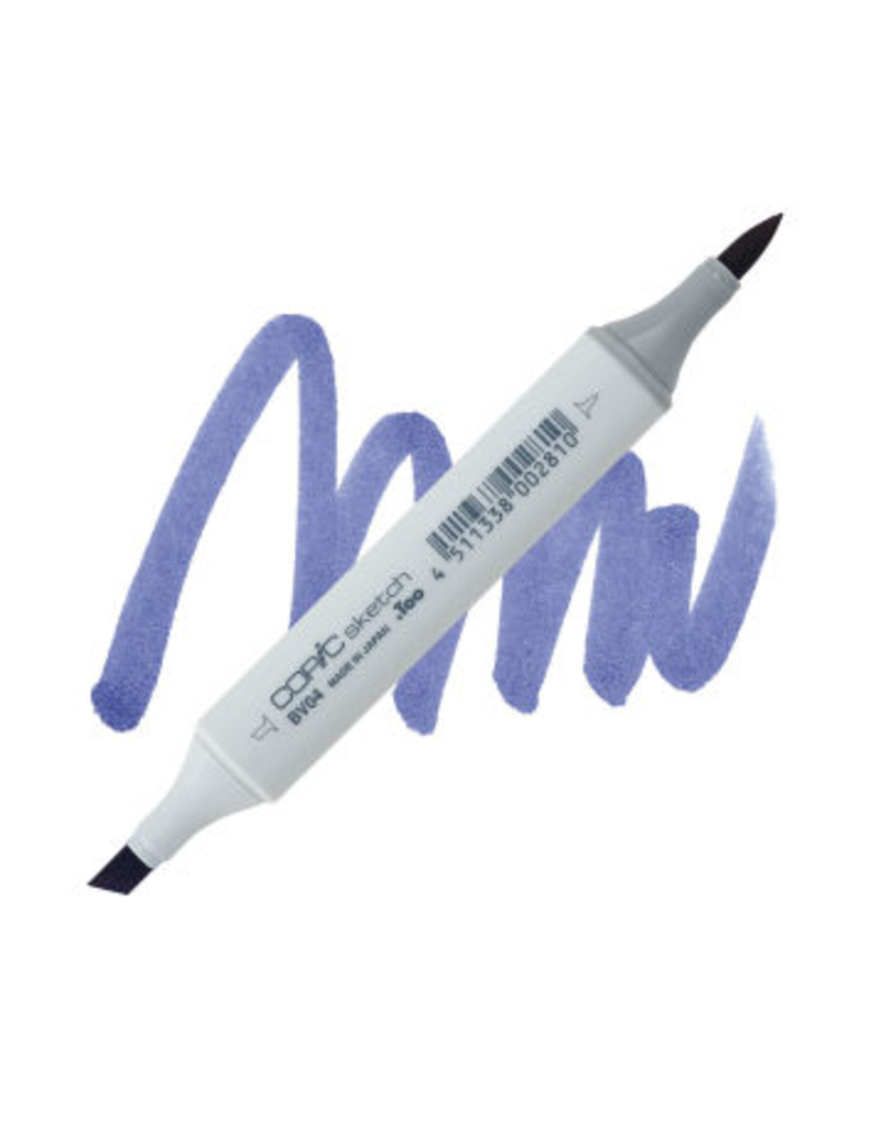 Copic Copic Marker BV04 - BLUE BERRY