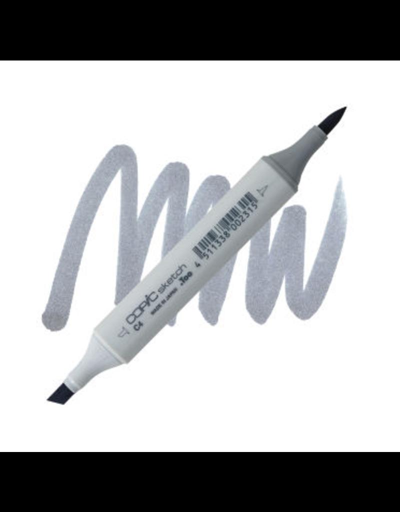 Copic Copic Marker C4 - COOL GRAY