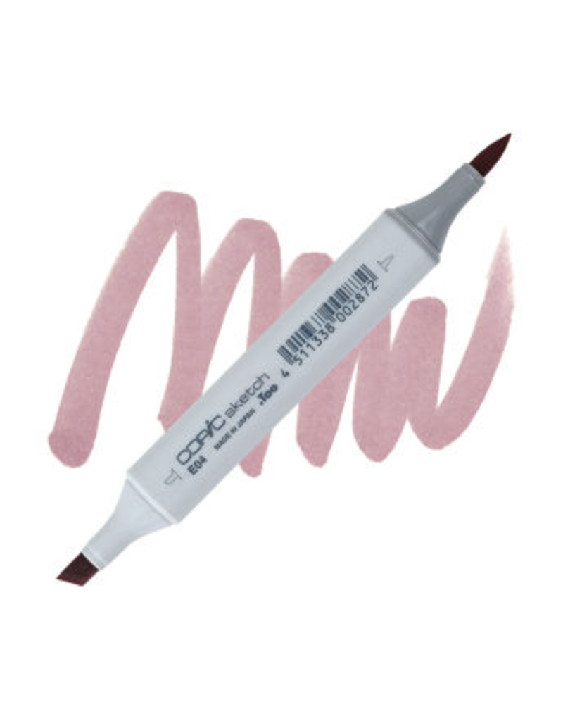 Copic Copic Marker E04 - LIPSTICK NATURAL