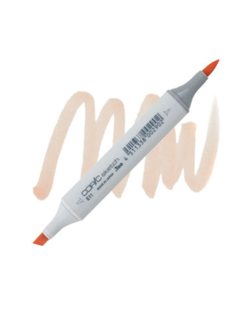 Copic Copic Marker E11 - BARELEY BEIGE
