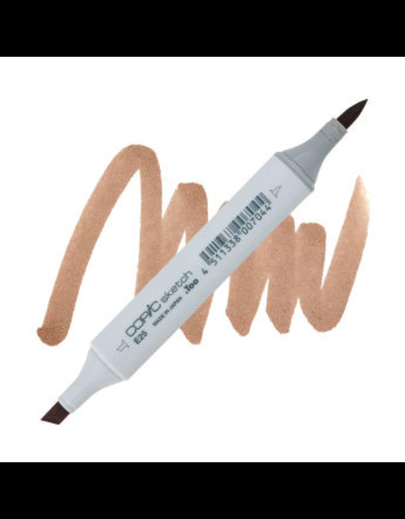 Copic Copic Marker E25 - CARIBE COCOA