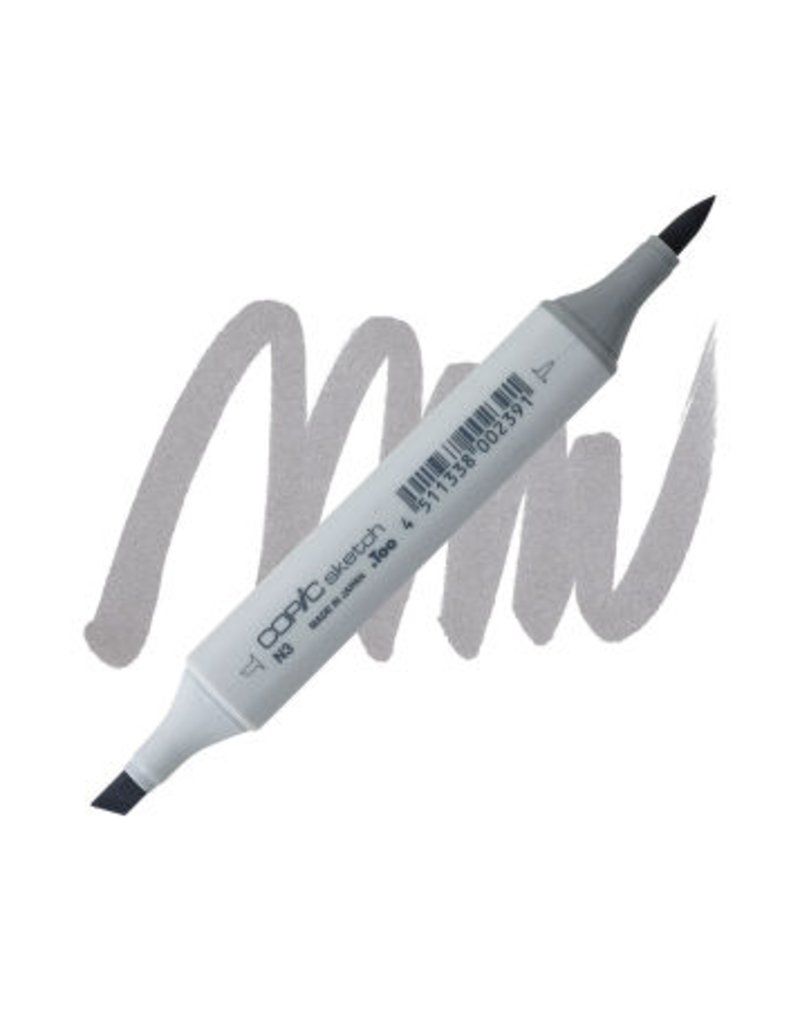 Copic Copic Marker N3 - NEUTRAL GRAY