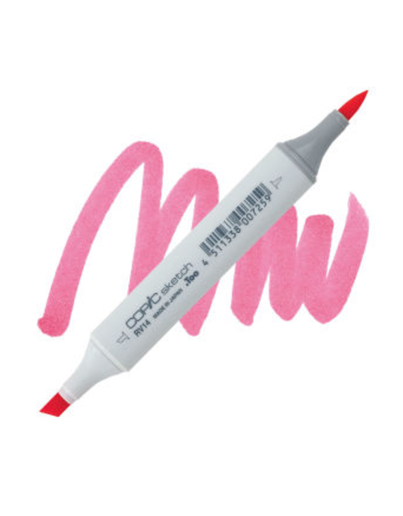 Copic Copic Marker RV14 - BEGONIA PINK