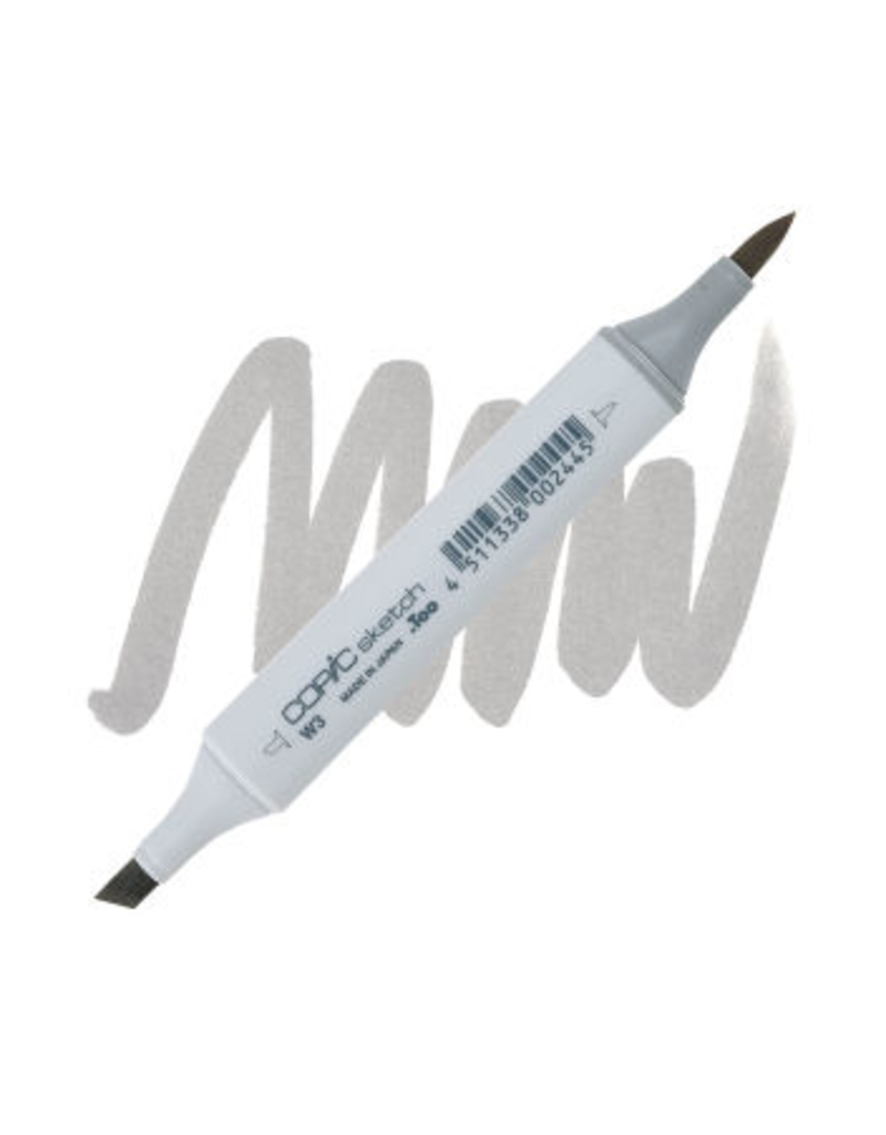 Copic Copic Marker W3 - WARM GRAY