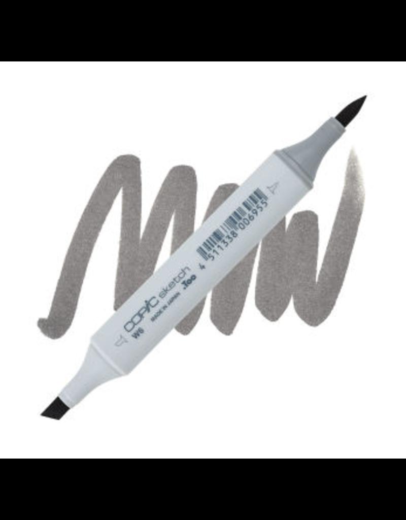Copic Copic Marker W6 - WARM GRAY