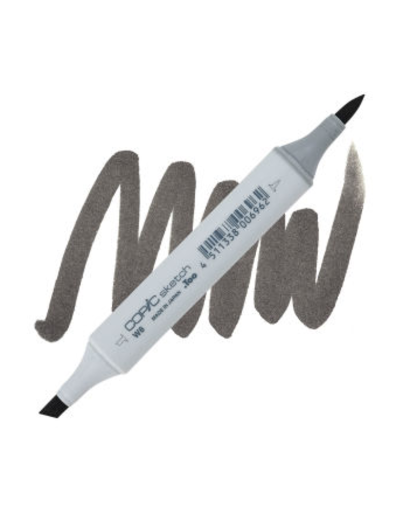 Copic Copic Marker W8 - WARM GRAY