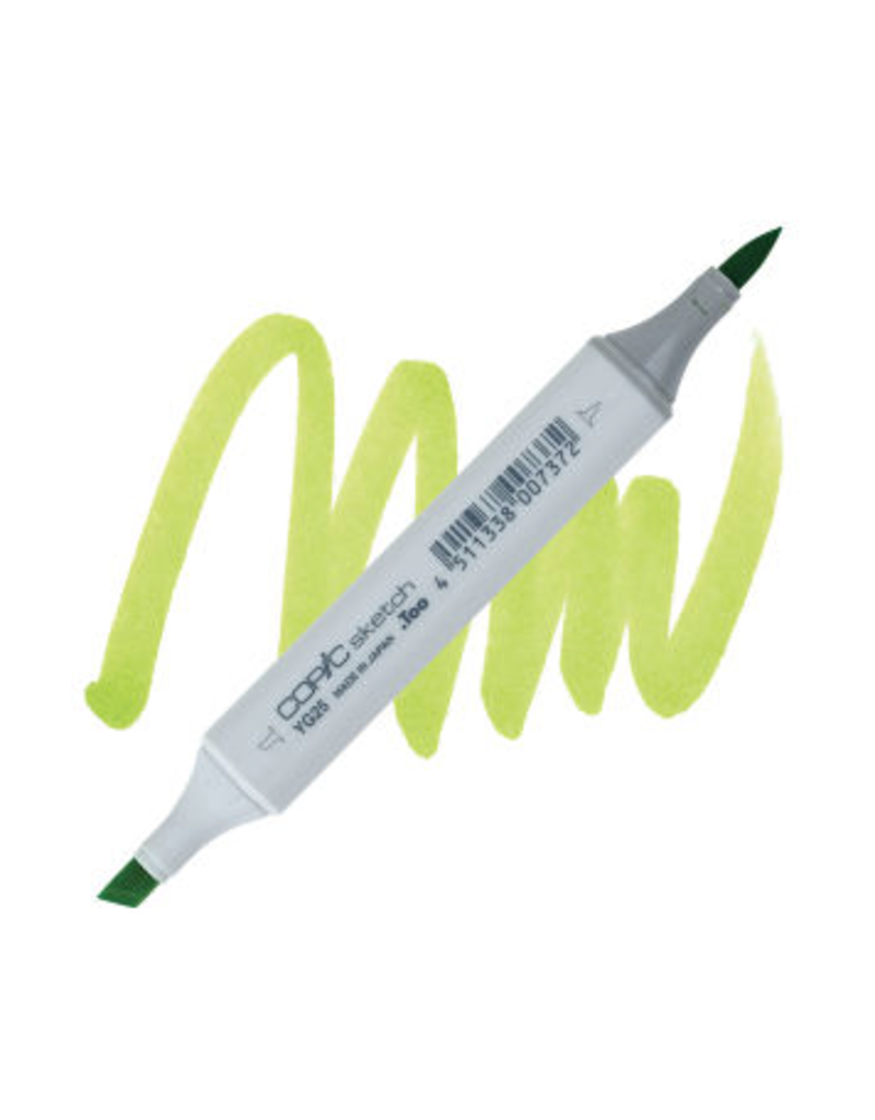 Copic Copic Marker YG25 - CELADON GREEN