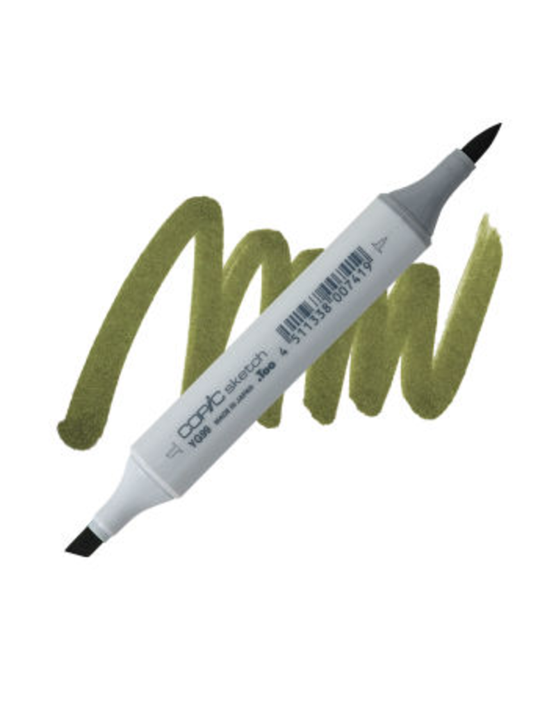 Copic Copic Marker YG99 - MARINE GREEN