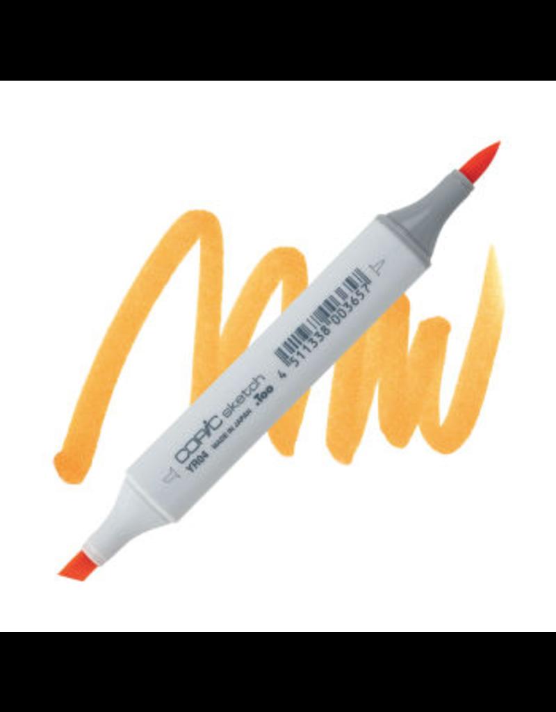 Copic Copic Marker YR04 - CHROME ORANGE