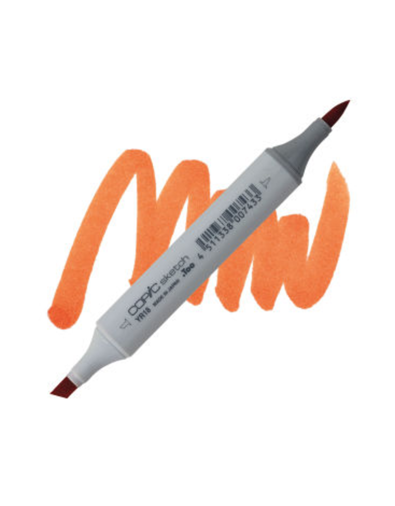 Copic Copic Marker YR18 - SANGUINE