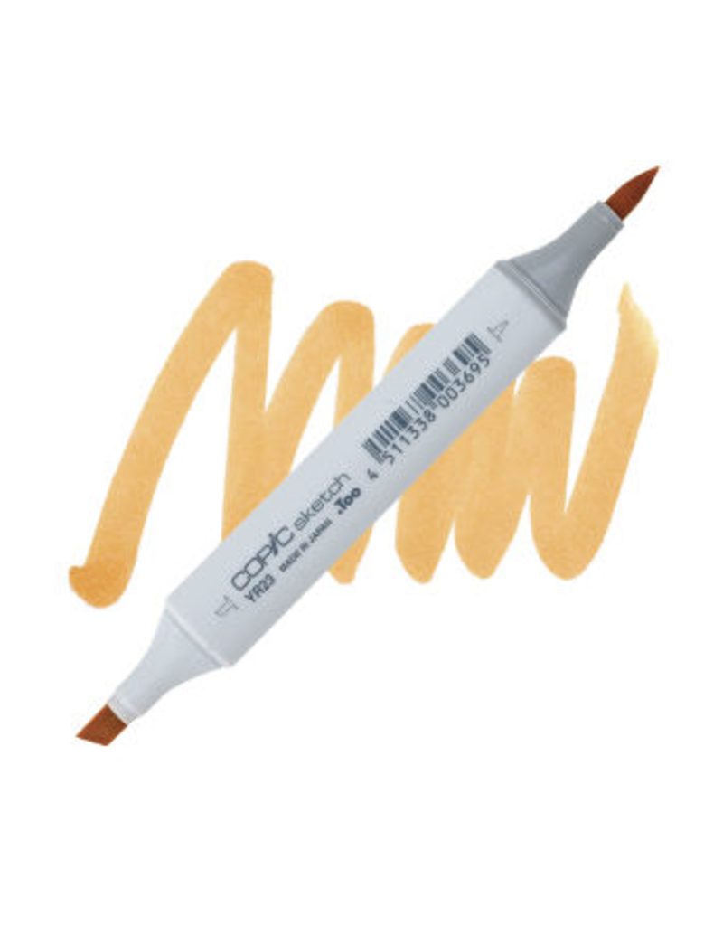 Copic Copic Marker YR23 - YELLOW OCHRE