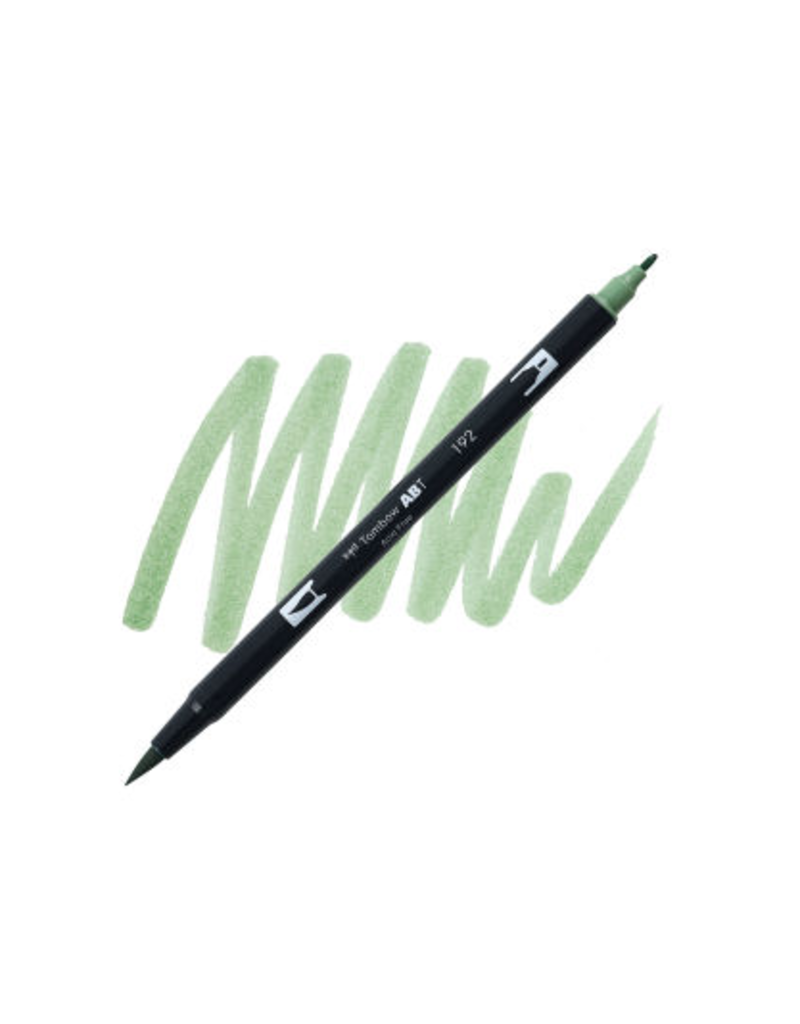 Tombow Dual Brush-Pen  192 Aspar